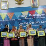 Guru SDIT Permata Bunda 3 Sabet Juara 1 Lomba Mengajar Se-Provinsi Lampung