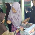 Ratusan Pelajar SDIT Permata Bunda 2 Bandar Lampung Bantu Pengungsi Wamena